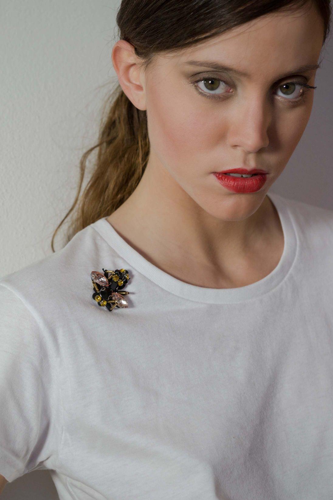 t-shirt abeille